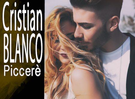 """Cristian Blanco ed il suo """"Piccerè"""""""