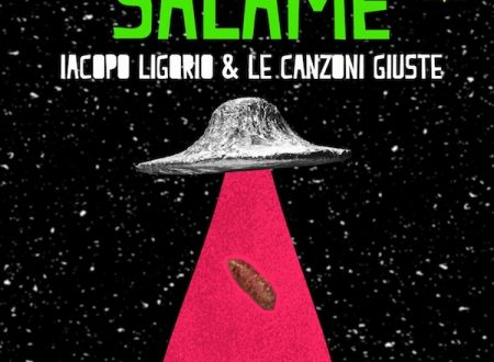 Salame, Iacopo Ligorio & Le Canzoni Giuste