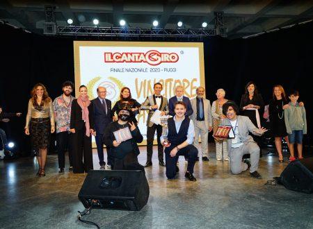 Alberto Giovinazzo è il vincitore del Cantagiro 2020