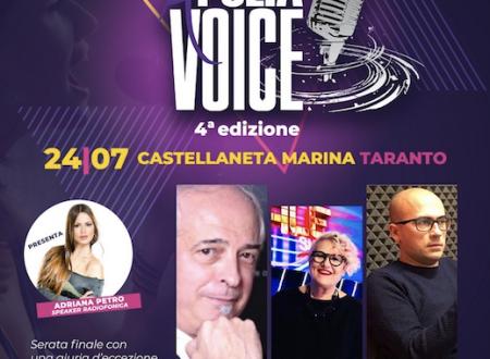 Premio Apulia Voice 2021